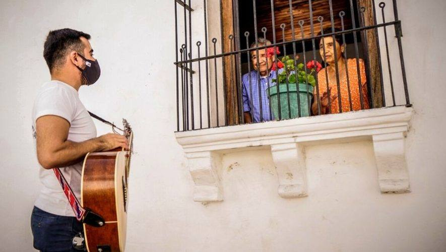 Conciertos del Festival de las Flores en Antigua Guatemala, edición virtual | Noviembre 2020