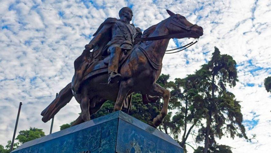 Conferencia para conocer los monumentos de la Ciudad de Guatemala | Septiembre 2020