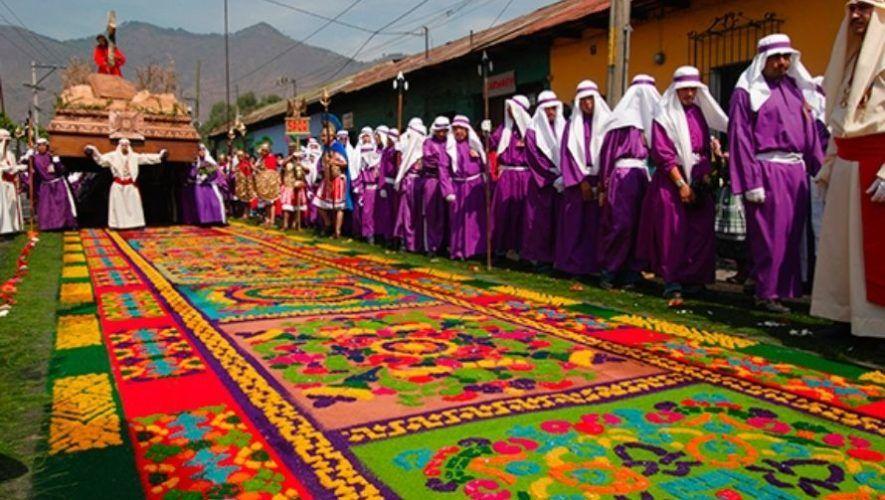 Conversatorio sobre los orígenes de la Semana Santa en Guatemala | Septiembre 2020