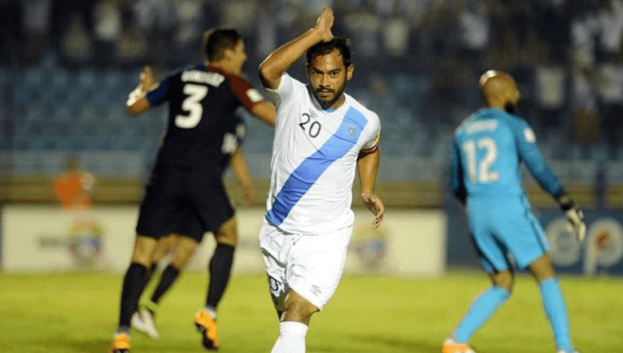 Diario As destacó a Carlos Ruiz entre los máximos goleadores latinoamericanos con selección