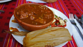 El pepián guatemalteco que forma parte de la gastronomía local