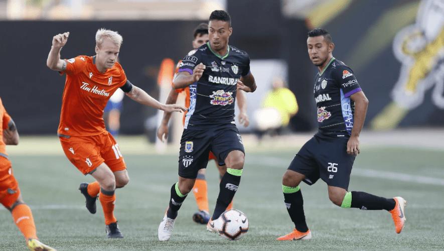 Fecha y hora del partido Independiente vs. Antigua, Ronda Preliminar de Liga Concacaf 2020