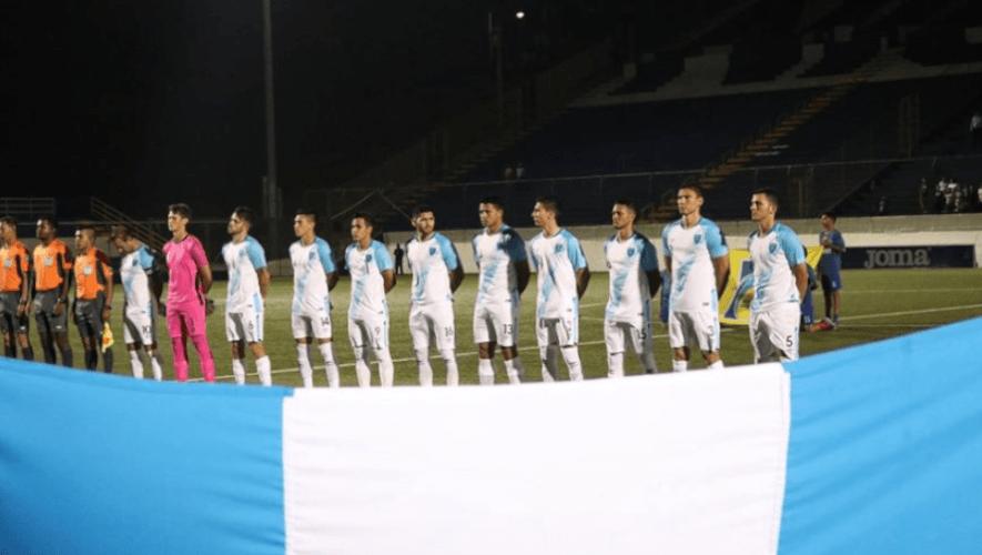 Fecha y hora del partido amistoso Nicaragua vs. Guatemala, octubre 2020