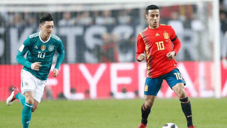 Fecha y hora en Guatemala para ver el partido Alemania vs. España, Liga de Naciones UEFA 2020