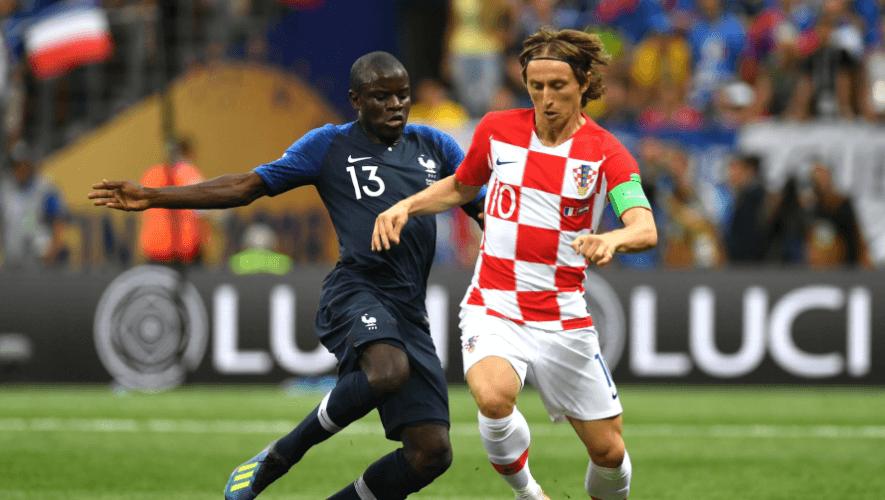 Fecha y hora en Guatemala para ver el partido Francia vs. Croacia, Liga de Naciones UEFA 2020