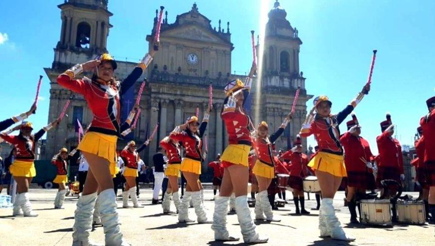 Festival virtual de batonistas de Guatemala | Septiembre 2020