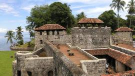 Impresionantes castillos en Guatemala