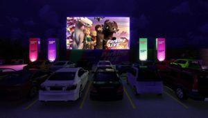 Inauguración del nuevo autocinema Parking Live en Guatemala | Octubre 2020