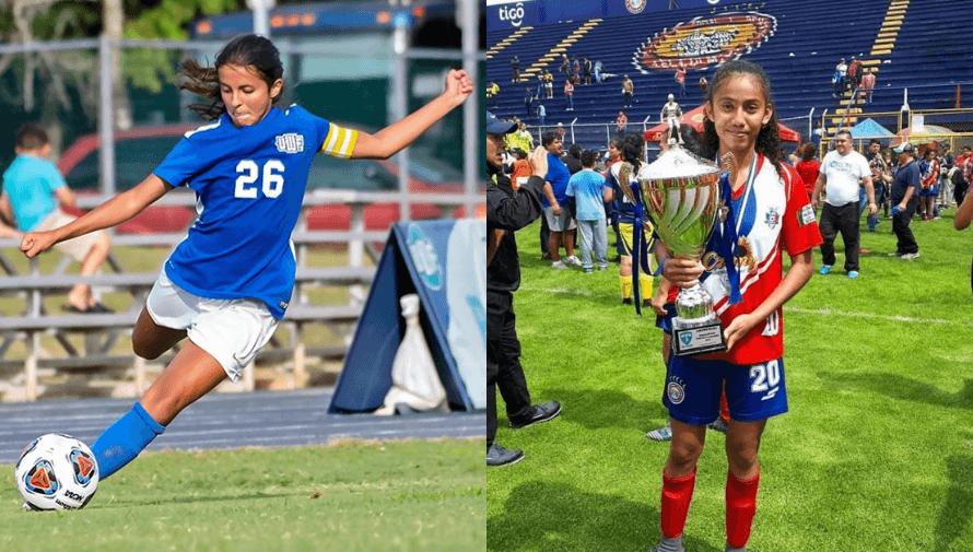Isabella García-Salas y Jennifer Ortiz fueron contratadas por equipos de España