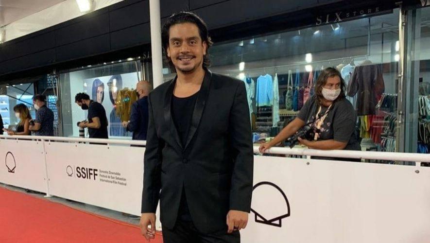 Jayro Bustamante es presidente del jurado de Horizontes Latinos en el Festival Internacional de Cine de San Sebastián