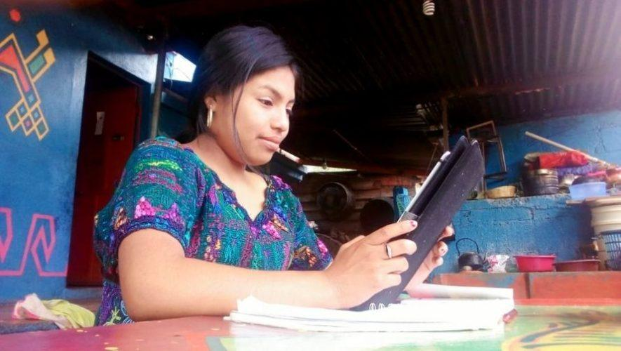 Jóvenes guatemaltecas de Asociación MAIA ganaron concurso Solve Global Challenge 2020