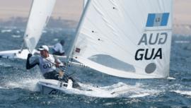 Juan Maegli quedó en el top 10 del Kieler Woche 2020 en Alemania