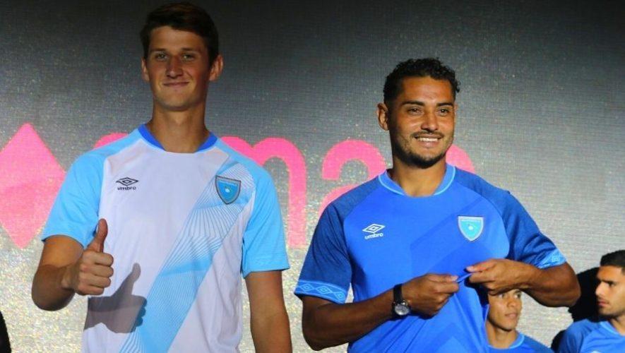 Lanzamiento de la nueva camisola oficial de la Selección de Guatemala | Septiembre 2020