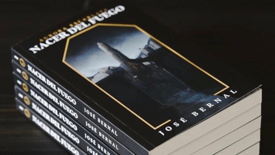 Lanzamiento del libro Nacer del Fuego, de José Bernal | Septiembre 2020