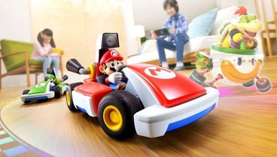 Lanzamiento en Guatemala del juego Mario Kart Live Home Circuit   Octubre 2020