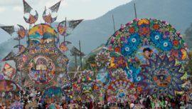 Las tradiciones más coloridas y alegres de Guatemala