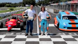 Mateo Llarena y Juan Armengol, los nuevos embajadores de la educación de Funsepa