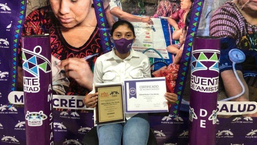 Mildred-Chas-gana-premio-a-nivel-internacional-por-su-labor-con-mujeres.