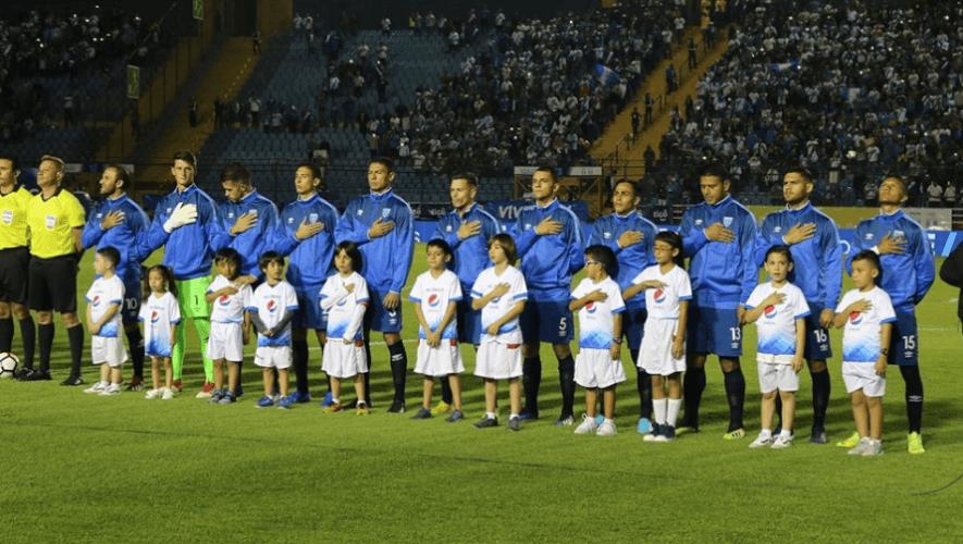Nuevo formato: El camino de Guatemala para clasificarse a la Copa de Oro 2021