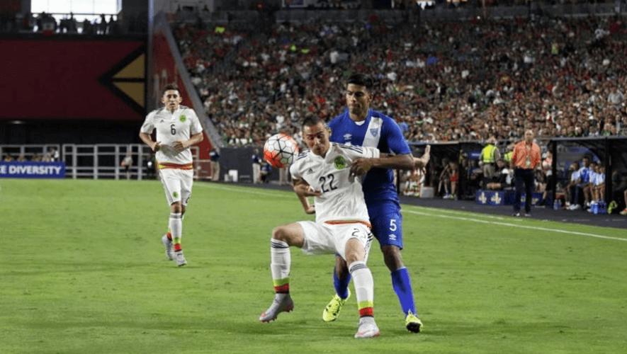 Partido amistoso de México vs. Guatemala en el Estadio Azteca | Septiembre 2020