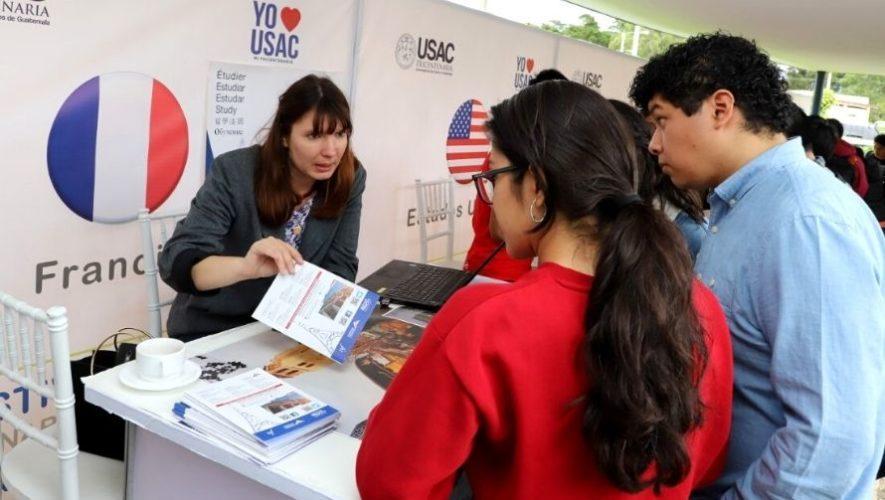 Primer festival virtual de becas de la USAC | Septiembre 2020