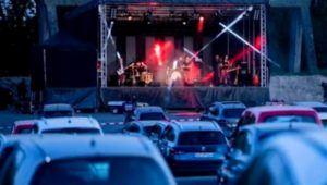 Shows en vivo en el autoteatro de Teatro Delirio | Septiembre 2020