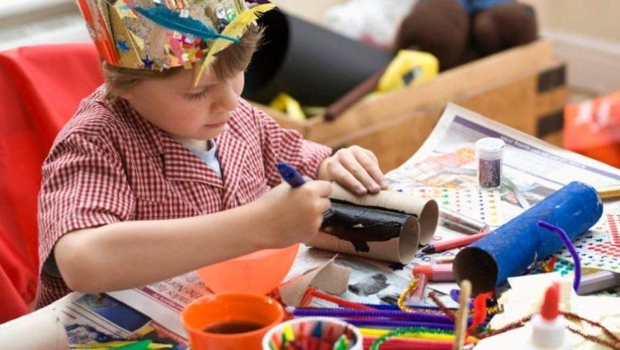 Taller gratuito para niños para decorar una alfombra mágica | Septiembre 2020