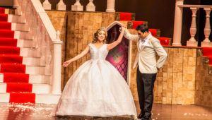 Transmisión de la obra de teatro infantil Cenicienta | Octubre 2020