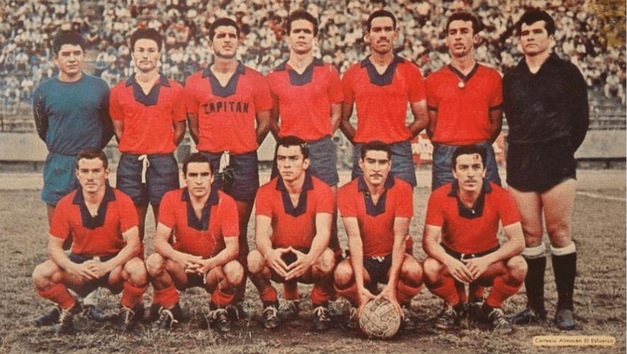 Xelajú MC, el primer equipo departamental que representó a Guatemala en Concacaf