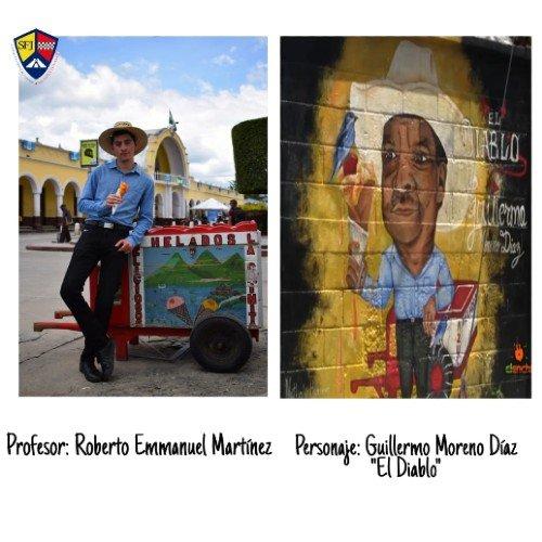 estudiantes-recrearon-fotografias-personajes-iconicos-huehuetenango-guillermo-moreno