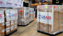 Guatemala recibió 50 ventiladores de última generación, donados por Estados Unidos