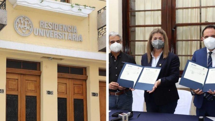 medicos-guatemaltecos-igss-podran-hospedarse-residencia-universitaria-usac