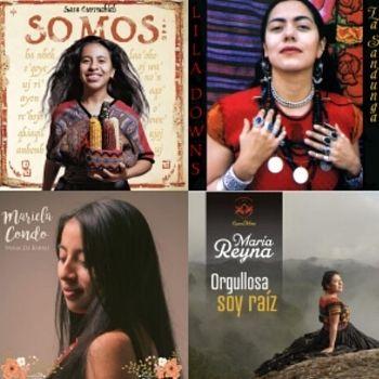 sara-curruchich-estrena-playlist-ixoqi-colaboracion-spotify-guatemala
