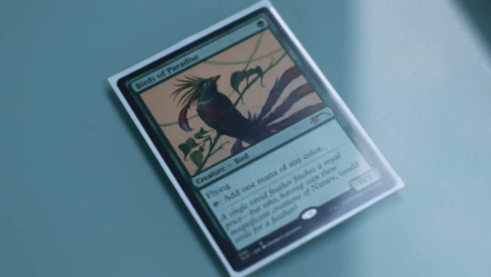 Birds of Paradise, la carta de Magic the Gathering que fue inspirada en el Quetzal
