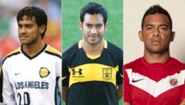 Carlos Ruiz Gutiérrez y los equipos con los que jugó en el extranjero