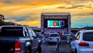 Cartelera de los autocinemas Spot Drive In | 1 - 4 Octubre 2020
