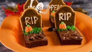 Clase gratuita para aprender a hacer postres de Halloween | Octubre 2020