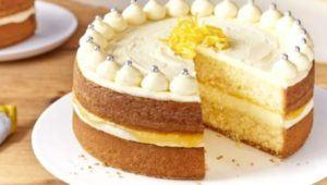 Clase gratuita para aprender a preparar un pastel de limón | Octubre 2020
