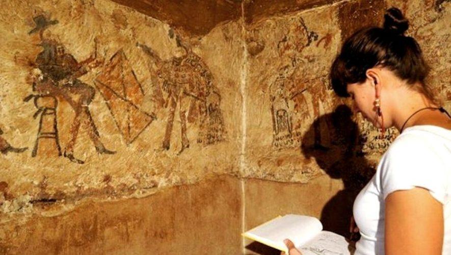 Conferencia sobre los descubrimientos de los murales de Chajul, Quiché | Octubre 2020