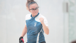 Charla virtual con Ana Gabriela Martínez, campeona mundial de ráquetbol | Octubre 2020