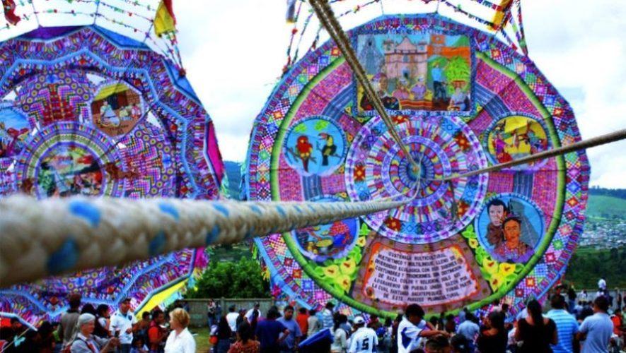 Convocatoria para el Concurso del Festival del Barrilete Virtual Guatemala 2020
