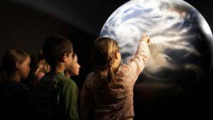 Curso virtual de astronomía para niños | Octubre 2020