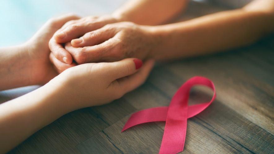 De la Granja se sumó a la lucha contra el cáncer de mama en Guatemala