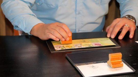Dirección General de Correos y Telégrafos presentó la nueva edición de sellos postales