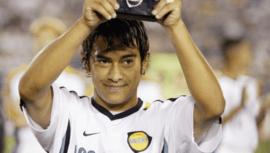 El día que Carlos Ruiz fue nombrado Jugador Más Valioso de la MLS
