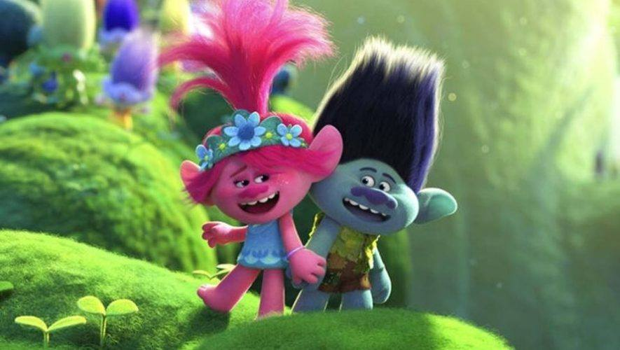 Estreno de la película Trolls 2 en Guatemala | Noviembre 2020