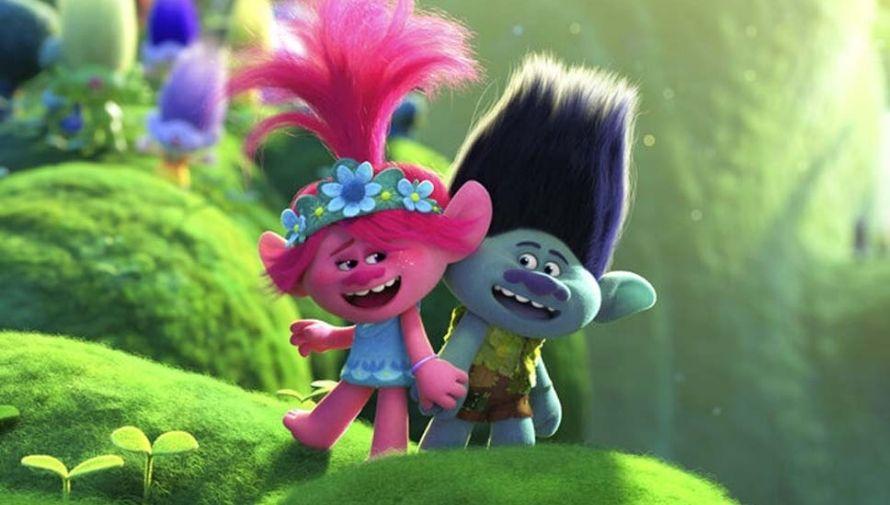 Estreno de la película Trolls 2 en Guatemala Noviembre 2020 (2)