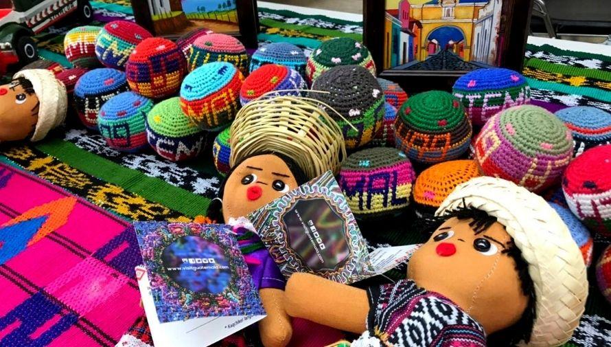 Exposición dedicada a Guatemala en Taiwán Octubre - Noviembre 2020