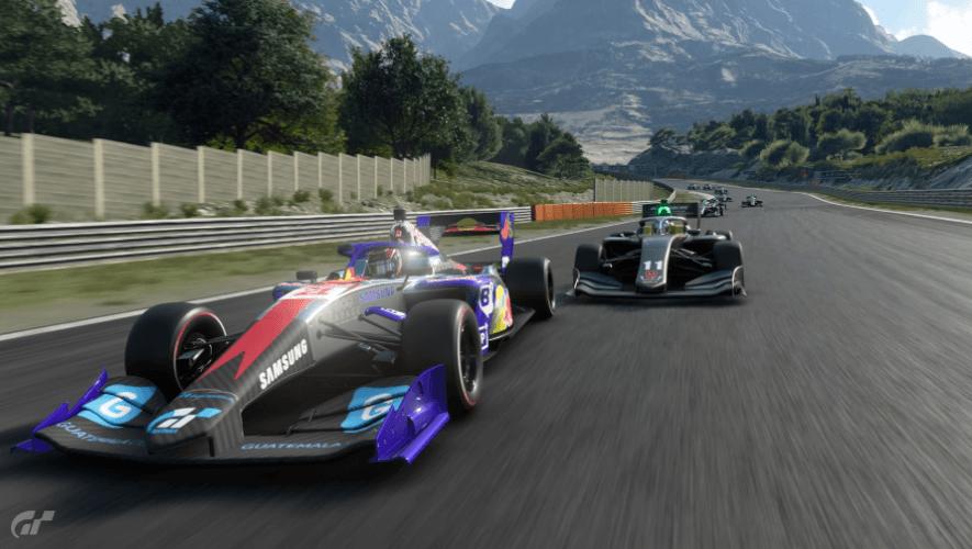 Fecha 2 del Tercer Campeonato Nacional Virtual de Automovilismo   Octubre 2020