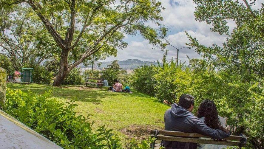 Fecha de reactivación del Parque Cerrito del Carmen | Octubre 2020